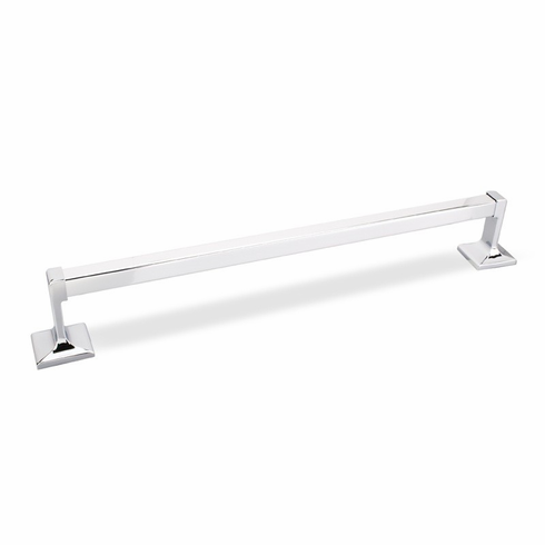 """BHE1-03PC Elements Traditional 18"""" Towel Bar."""