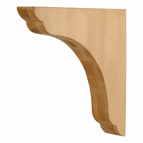 COR46-4-RW Wood Bar Bracket