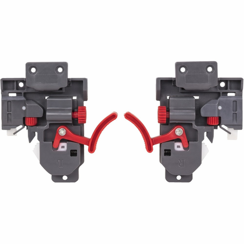 USE58-CLIP-4W 4-Way Adjustable Clip for USE58-Kit Undermount Slides (1 Pair)