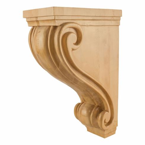 CORC-24WB Scrolled Corbel