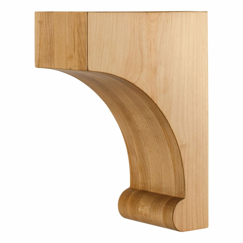 COR47-2-CH Corbel with Bullnose Base