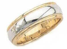 Wedding Band CWB1003 (7mm)