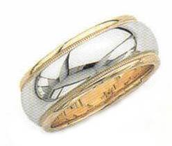 Wedding Band CWB1001 (8.5mm)