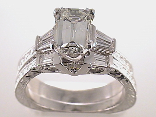 Engagement Ring Designed By You