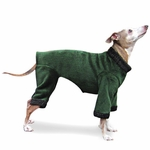 Italian Greyhound Hunter Windblock Fleece Bodysuit