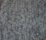 Grey Tweed Heavy Fleece Sweater