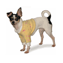Miniature Embroidered & Sculpted Fleece Sweaters
