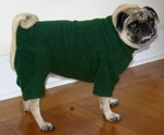 Pug, Boston Terrier, French Bulldog Hunter Fleece Bodysuit