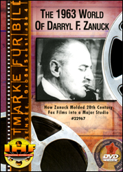 1963 World Of Darryl F. Zanuck DVD - www.ihfhilm.com