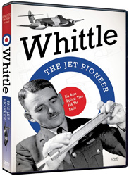 Whittle: The Jet Pioneer (Invention of Jet Engine) DVD - www.ihfhilm.com