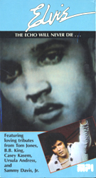 Elvis : The Echo Will Never Die … (VHS Tape) - www.ihfhilm.com