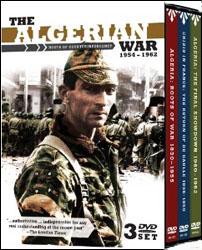 The Algerian War 1954-1962: Roots Of Counter Insurgency 3 DVD Set - www.ihfhilm.com