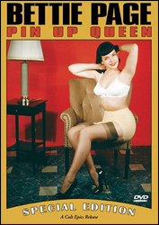 Bettie Page: Pin Up Queen DVD (Biography of Betty Page) - www.ihfhilm.com