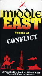 Middle East: Cradle of Conflict  (VHS Tape) - www.ihfhilm.com