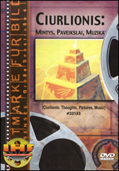 Ciurlionis: Thoughts, Pictures and Music DVD - www.ihfhilm.com