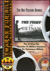 Big Picture: Fight For Vietnam DVD - www.ihfhilm.com