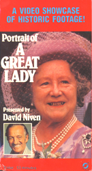 The Queen Mother : Portrait Of A Great Lady (VHS Tape) - www.ihfhilm.com