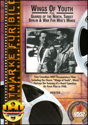 Wings Of Youth, Canada Carries On DVD - www.ihfhilm.com