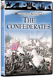 The Confederates DVD (Robert E. Lee's Army of North Virginia) - www.ihfhilm.com