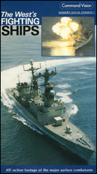 West's Fighting Ships  (VHS Tape) - www.ihfhilm.com