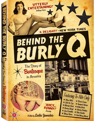 Behind The Burly Q: The Story of Burlesque in America DVD - www.ihfhilm.com