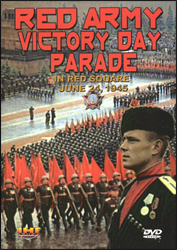 Red Army Victory Parade in Red Square June, 1945 (DVD) - www.ihfhilm.com