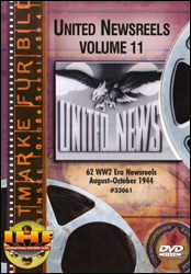 United Newsreels Volume 11 DVD - www.ihfhilm.com