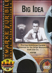 Big Idea DVD (Swift & Co Pro-free enterprise parable) - www.ihfhilm.com