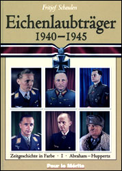Eichenlaubträger 1940-1945 (Knight's Cross With Oak Leaves Recipients 1940-1945) (BOOK) - www.ihfhilm.com