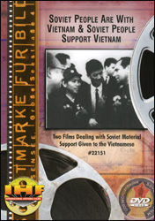 Soviet People Are With Vietnam & Soviet People Support Vietnam DVD - www.ihfhilm.com