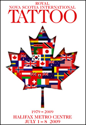 Nova Scotia International Tattoo 2009 DVD - www.ihfhilm.com