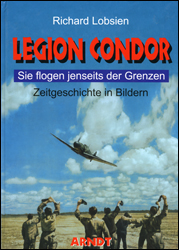 Condor Legion: They Flew Beyond the Borders Book - www.ihfhilm.com