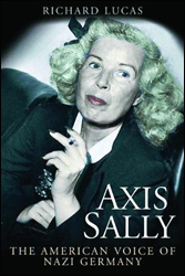 Axis Sally, Mildred Gillars, The American Voice of Nazi Germany Book - www.ihfhilm.com
