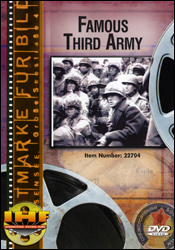 Famous Third Army (US 3rd Army) DVD - www.ihfhilm.com
