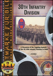 The 30th Infantry Division DVD - www.ihfhilm.com