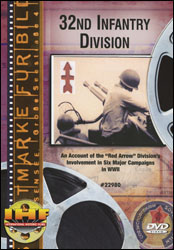 32nd Infantry Division DVD - www.ihfhilm.com