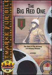 Big Red One (1st Infantry Division) DVD - www.ihfhilm.com