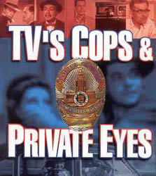TV's Cops & Private Eyes (VHS Tape) - www.ihfhilm.com