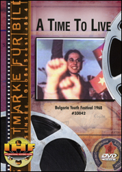 Time To Live DVD - www.ihfhilm.com