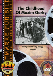 The Childhood Of Maxim Gorky DVD - www.ihfhilm.com