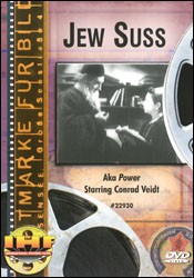 Jew Suss (Aka Power) DVD - www.ihfhilm.com