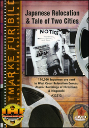 Japanese Relocation (Internment Camps) DVD - www.ihfhilm.com