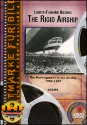 Lighter-Than-Air History The Rigid AirshipDVD - www.ihfhilm.com