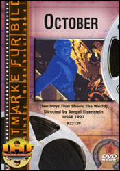 October (Ten Days That Shook The World) DVD - www.ihfhilm.com