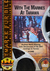 With The Marines At Tarawa (WWII) DVD - www.ihfhilm.com