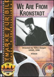 We Are From Kronstadt DVD - www.ihfhilm.com
