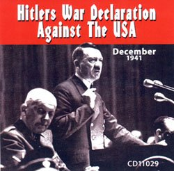 Hitler's War Declaration Against The USA, Dec.1941 - www.ihfhilm.com