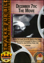 December 7th: The Movie (Walter Huston) DVD - www.ihfhilm.com