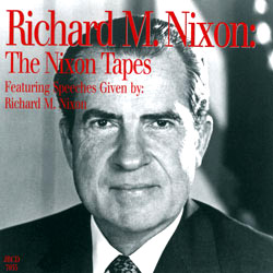 Richard M. Nixon: The Nixon Tapes (CD) - www.ihfhilm.com