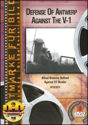 Defense Of Antwerp Against the V-1 DVD - www.ihfhilm.com